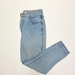 Women's gloria Vanderbilt high waist vintage jeans